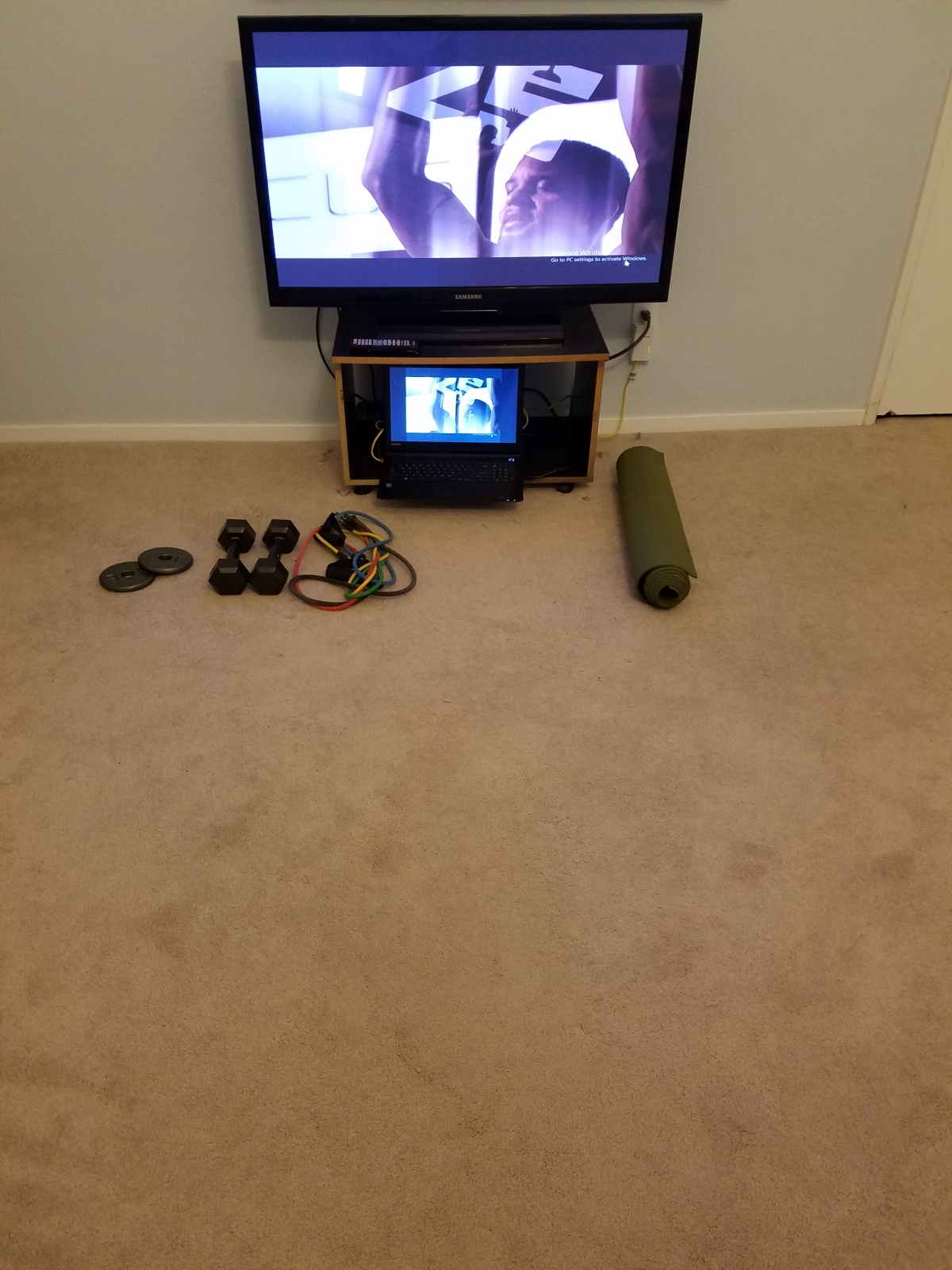 Beachbody On Demand-Yoga and Focus T25